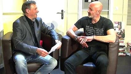 Frank Leboeuf s'éclate au théâtre Interview cash !