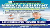 Read Now Medical Assistant Exam: Preparation for the CMA and RMA Exams (Medical Assistant: