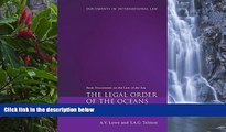 READ NOW  The Legal Order of the Oceans: Basic Documents on the Law of the Sea (Documents in