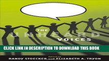 [Read] Ebook The Unheard Voices: Community Organizations and Service Learning New Version