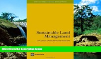 Must Have  Sustainable Land Management: Challenges, Opportunities, and Trade-Offs (Agriculture and