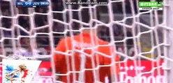 Gonzalo Higuain Shot Chance - AC Milan vs Juventus - Serie A - 22/10/2016