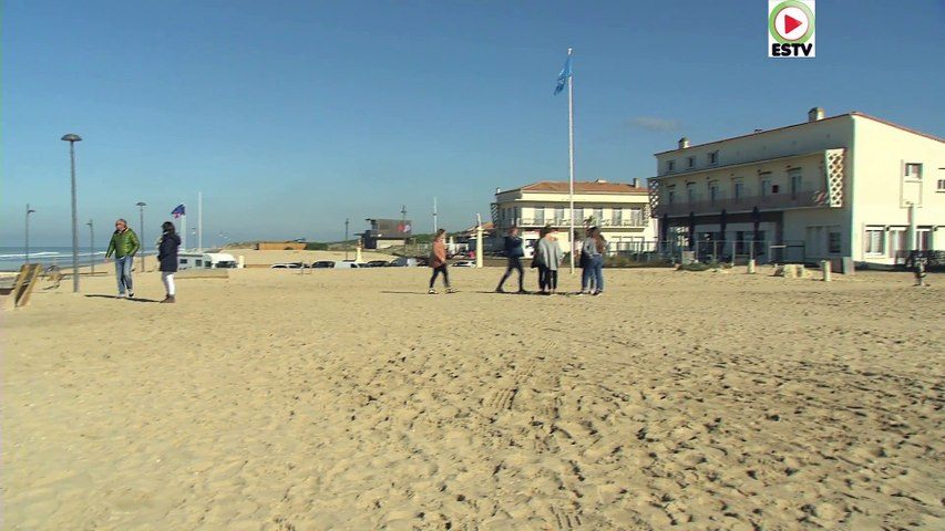 Montalivet: Le bon Surf de la Toussaint - Euskadi Surf TV