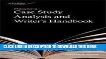 [Free Read] Power s Case Study Analysis and Writer s Handbook Free Online