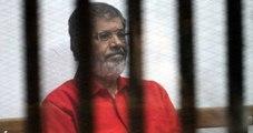 Mahkeme Mursi'yi 20 Yıla Mahkum Etti