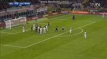 Free Kick  Juventus HD AC Milan 1-0 Juventus
