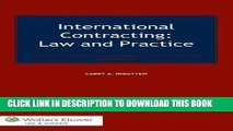 [PDF] International Contracting. Law and Practice, Third Edition Full Online