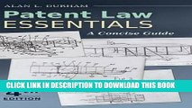 [PDF] Patent Law Essentials: A Concise Guide, 4th Edition Full Collection
