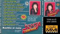 Semsa Suljakovic i Juzni Vetar - Volele se oci crne i zelene (Audio 1988)