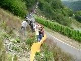 Passage de Henning Solberg rallye wrc allemagne 2007