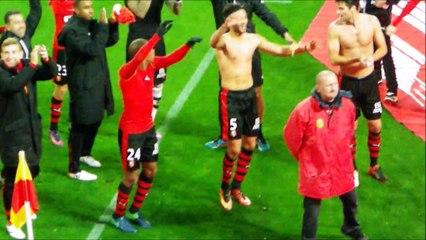 22/10/16 : SRFC-FCN : Clapping de victoire