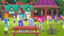 My Little Pony Equestria Girls: La Leyenda de Everfree Parte 1 - Español Latino HD