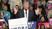 Trump to Ohio voters: Not voting is 'waste of time'
