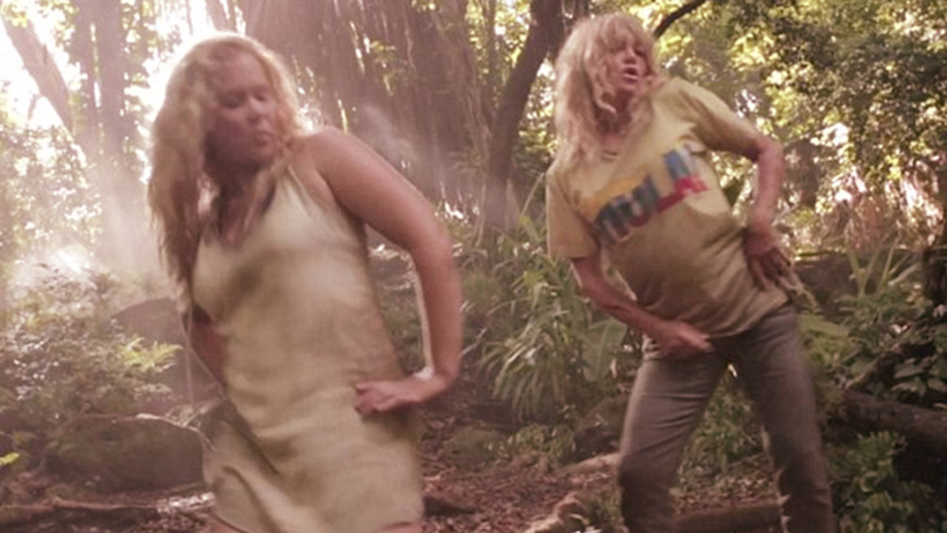 Amy Schumer and Goldie Hawn Parodies Beyoncé's 'Formation' Video