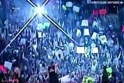 UNDERTAKER & KANE Vs RIKISHI & HAKU WWF RAW 2001