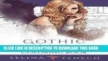 [Read] Ebook Gothic Minis - Pocket Sized Dark Fantasy Art Coloring Book (Fantasy Art Coloring by