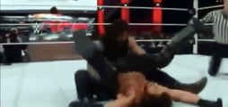 WWE TOP 10  MOVES OF ROMAN REIGNS - OMG SEE WHAT HAPPENED