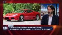 """L'Agenda: """"Automobiles sur les champs 10"""", un événement signé Artcurial et Motorcars - 23/10"""