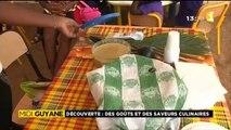 Reportage de ma nièce Alice pour Midi 1ère Guyane - Découverte, des goûts et des saveurs culinaires
