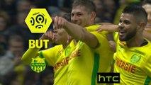 But Emiliano SALA (42ème) / FC Nantes - Stade Rennais FC - (1-2) - (FCN-SRFC) / 2016-17