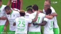 SM Caen-ASSE 0-2 - Saison 2016-17 - But de Jordan Veretout