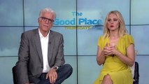 """IR Interview: Ted Danson & Kristen Bell For """"The Good Place"""" [NBC]"""