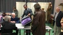 Élections municipales : dépouillement