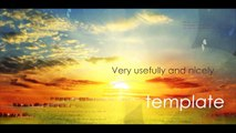 Elegance of Parallax Slideshow (Videohive After Effects Templates)