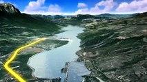 Tour de France 2017 : L'étape événement Briançon-Izoard via Barcelo du 20 juillet en 3D