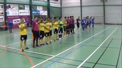 J7 : Derby des Beffrois : Béthune - Orchies Douai Futsal !...  - Le retour en images : LES BUTS, LES ARRÊTS, ...