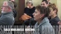 L'aménagement de la place des Cordeliers à Auxerre enjeu électoral de 2020
