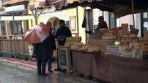 D!CI TV : Hautes-Alpes : Ambiance très humide sur les marchés dominicaux