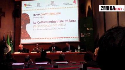 2.intro tavola rotonda fare industria in Africa-OA2016