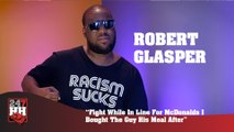 Robert Glasper - Fought In A McDonalds Line & Bought The Guy's Food After (247HH Wild Tour Stories)  (247HH Wild Tour Stories)