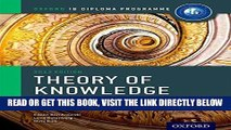 [READ] EBOOK IB Theory of Knowledge Course Book: Oxford IB Diploma Program Course Book BEST