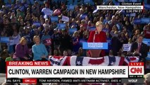 Elizabeth Warren_ We nasty women are marching our nasty feet to cast nasty votes for Hillary Clinton