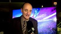 FCB Club: El Barça, present a la inauguració de l'oficina de Nikken Sekkei a Barcelona