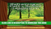 [BOOK] PDF Reframing the Path to School Leadership: A Guide for Teachers and Principals New BEST