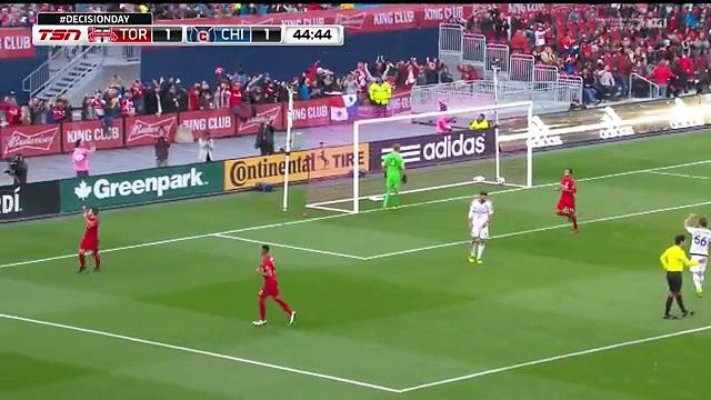 HIGHLIGHTS | Toronto FC 3-2 Chicago Fire – 23.10.2016 MLS