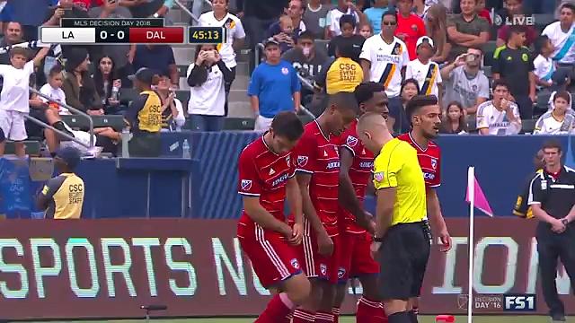 HIGHLIGHTS | LA Galaxy 0-0 FC Dallas – 23.10.2016 MLS