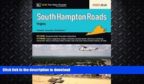 FAVORITE BOOK  South Hampton Roads VA Atlas (South Hampton Roads, Virginia Street Map Book)  BOOK
