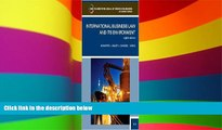 Must Have  International Business Law and Its Environment 8th (eighth) edition Text Only  Premium