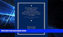 Full [PDF]  Contract Law and Theory: Selected Provisions: Restatement of Contracts and Uniform