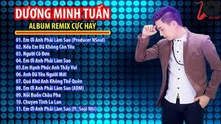 Liên Khúc Nhạc Trẻ Remix Hay Nhất 2016 Dư