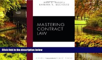 READ FULL  Mastering Contract Law  READ Ebook Full Ebook