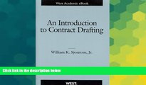 READ FULL  An Introduction to Contract Drafting (American Casebook Series)  READ Ebook Full Ebook