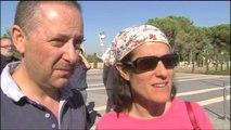 Me mijëra persona në homazhet për Shimon Peres - Top Channel Albania - News - Lajme