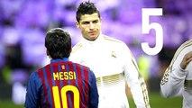 Lionel Messi vs Cristiano Ronaldo The 10 GREATEST Goals Ever(360p)