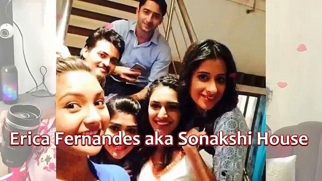 Erica Fernandes aka Sonakshi House - Kuch Rang ke Pyaar ke Aise bhi