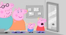 Coloring Pages Peppa Pig Daddy The Tooth Fairy. Peppa Coloring Book #14